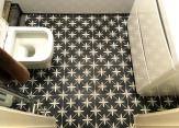 bathroom floor btn